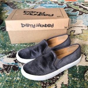 Dirty Laundry Franklin slip on 8.5